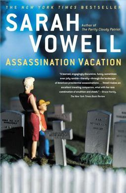 Assassination Vacation Wikipedia