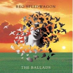 <i>The Ballads</i> (REO Speedwagon album) 1999 compilation album by REO Speedwagon