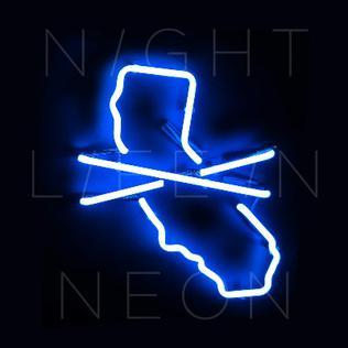 <i>California Noir: Nightlife in Neon</i> 2016 studio album by Julien-K