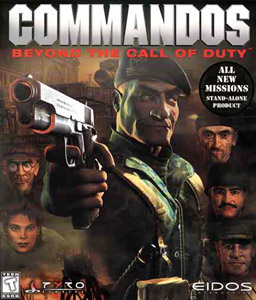 Commandos: Beyond Call Of Duty [Portable][85.7Mb]
