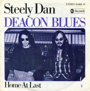 Deacon Blues 1978 single by Steely Dan