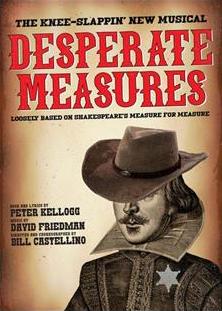 <i>Desperate Measures</i> (musical)