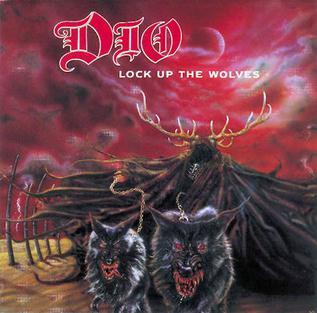<i>Lock Up the Wolves</i> album