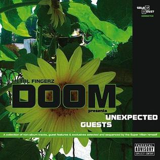 <i>Unexpected Guests</i> 2009 compilation album by Doom