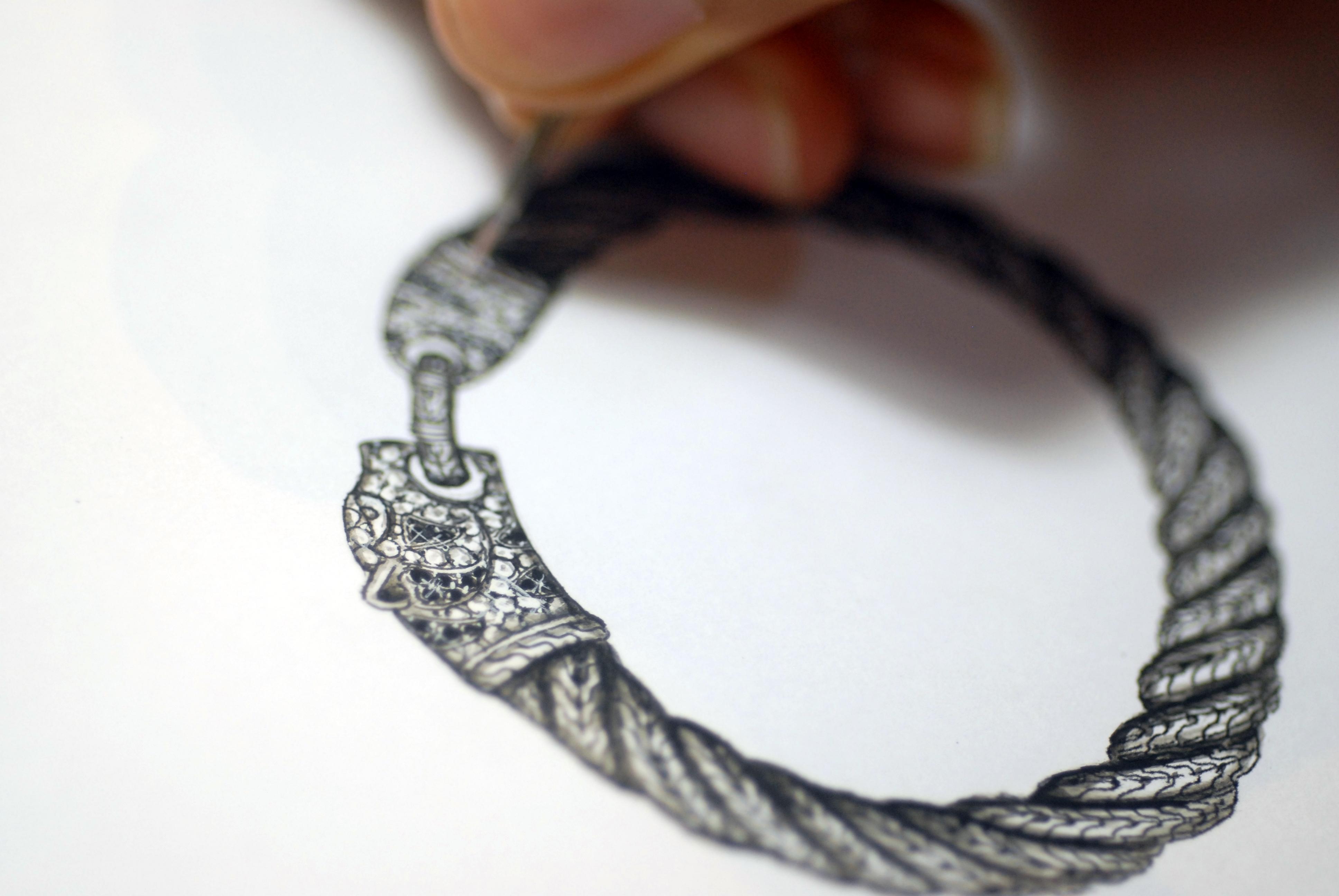Jewelry Drawing File:drawing John Hardy.jpg