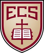 Evangelical Christian School logo