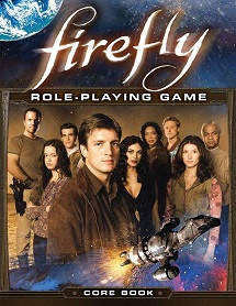 Firefly Role-Playing Game, core book.jpg