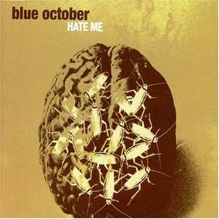 Titelbild des Gesangs Hate Me von Blue October