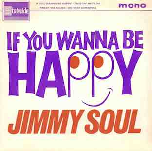 If You Wanna Be Happy 1963 doo-wop song