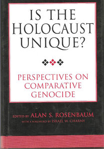 Is the Holocaust Unique (book).jpg