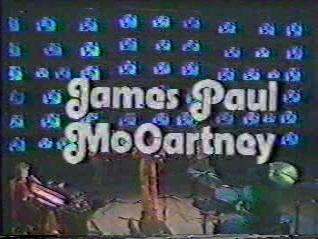 <i>James Paul McCartney</i> (TV program)