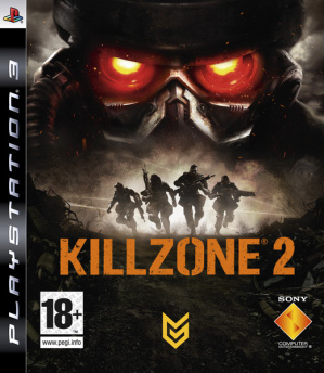 KILLZONE 2 cover art