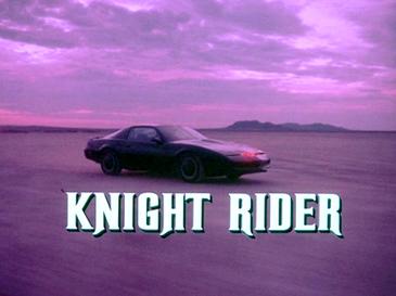 """""""El coche fantástico"""" (1982)"""