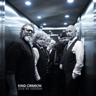 <i>Live in Vienna</i> (King Crimson album) 2017 live album by King Crimson