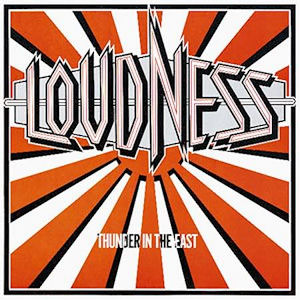 <i>Thunder in the East</i> (album) 1985 studio album by Loudness