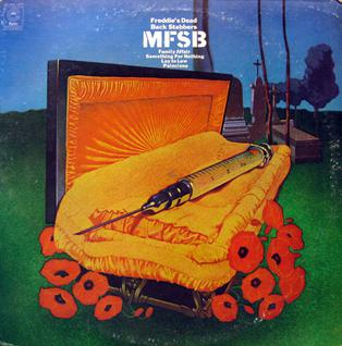 <i>MFSB</i> (album) 1973 studio album by MFSB