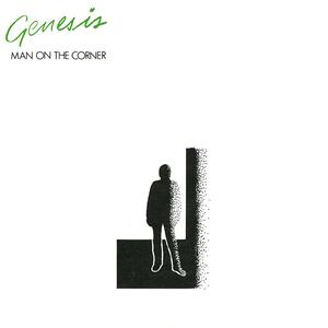 Man on the Corner 1982 single by Genesis