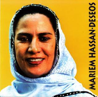 <i>Deseos</i> (Mariem Hassan album) 2005 studio album by Mariem Hassan