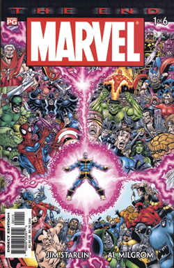Marvel the end wikipedia the free encyclopedia