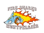 Montpellier Fire Sharks logo