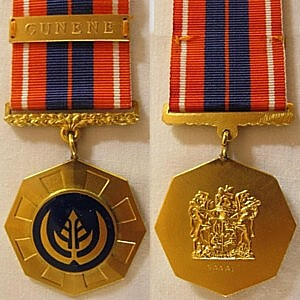 Pro Patria Medal (South Africa)