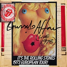 <i>Brussels Affair (Live 1973)</i> 2011 live album by The Rolling Stones