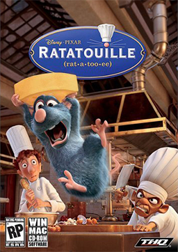 Picture of a game: Ratatouille