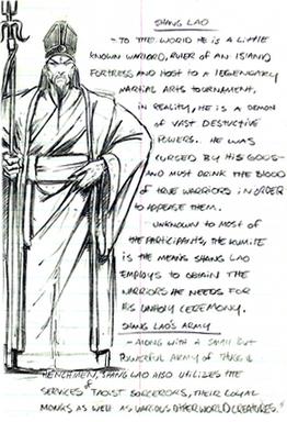 Shang Tsung - Wikiwand