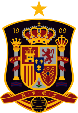 Spain National Football Team badge Euro 2012   Team by Team Preview and Schedule