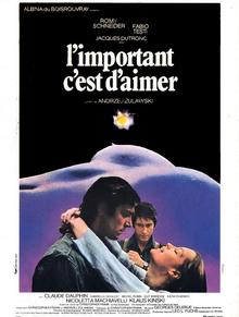 <i>That Most Important Thing: Love</i> 1975 film by Andrzej Żuławski