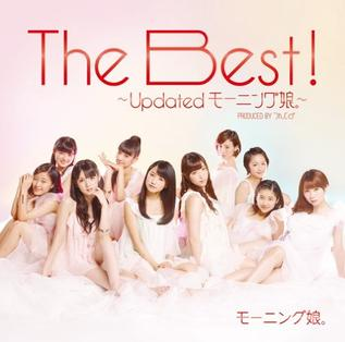 <i>The Best!: Updated Morning Musume</i> best album by Morning Musume