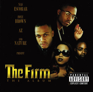 <i>The Album</i> (The Firm album) 1997 studio album by The Firm