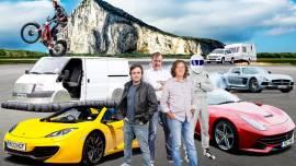 Top Gear Episodes Build Their Own Caravan