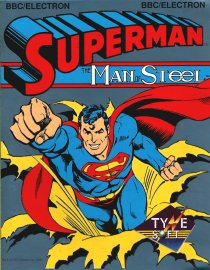 Superman: The Man of Steel (1989 video game)