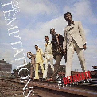 <i>The Ultimate Collection</i> (The Temptations album) 1997 compilation album by The Temptations