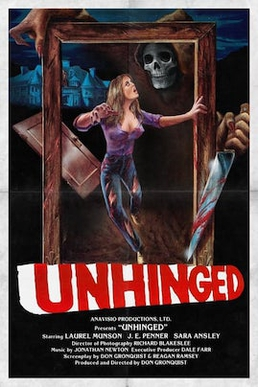 unhinged film wikipedia