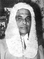 V. Sivasubramaniam Sri Lankan judge