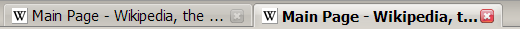 Wikipedia new favicon on browser tab.png