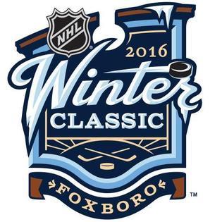 2018 NHL Winter Classic (Alumni Game logo, uniforms ...