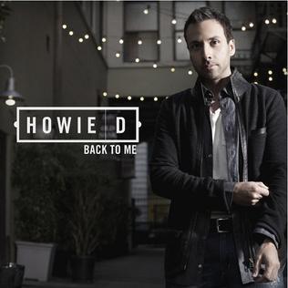 <i>Back to Me</i> (Howie Dorough album) 2011 studio album by Howie D