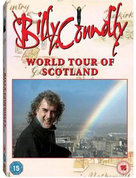 Billy Connolly Tour Of Scotland Dvd