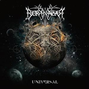 <i>Universal</i> (Borknagar album) 2010 studio album by Borknagar