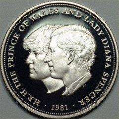 British coin 25p (1981) reverse.jpg