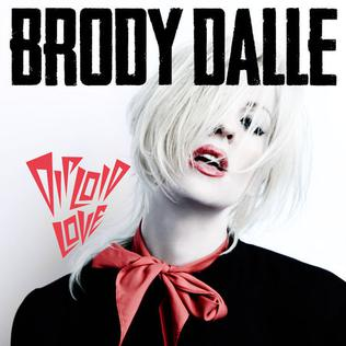 <i>Diploid Love</i> 2014 studio album by Brody Dalle