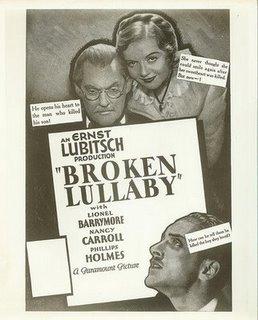 <i>Broken Lullaby</i> 1932 film