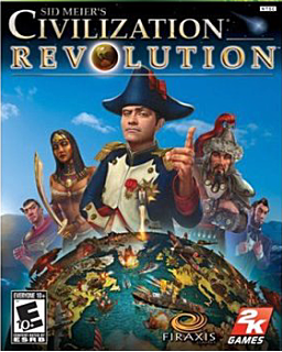 Civilization Revolution Video Game