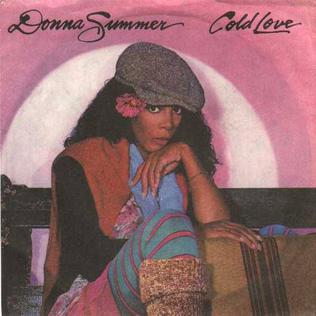 Cold Love 1980 single by Donna Summer