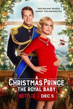 Image result for a christmas prince 3