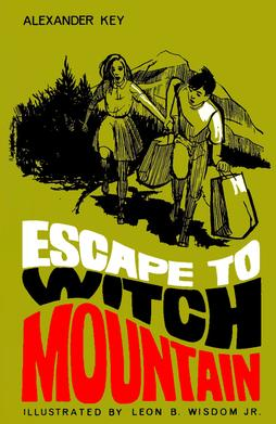Picture of a movie: Escape To Witch Mountain