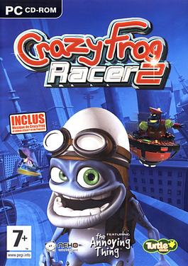 Crazy Frog Racer 2 - Wikipedia